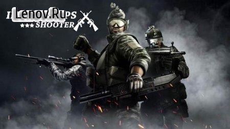 Infinity FPS Shooter : Modern Commando Ops Strike v 1.0 Mod (God Mode)