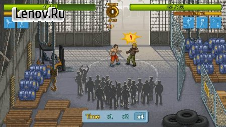 Punch Club: Fights v 1.1 Mod (Unlock all modes/skill points)