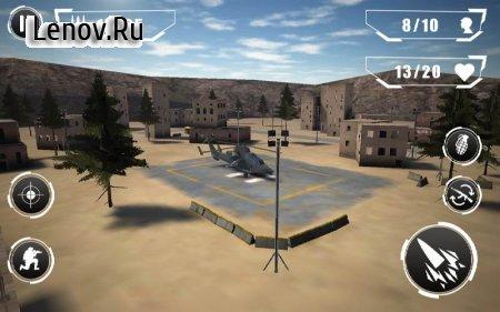 New Sniper Shooting Games 2019 – Free Sniper Games v 1.1 Mod (God Mode/One Hit Kill)