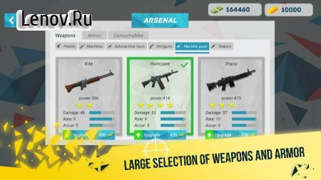 Mental Gun 3D: Pixel Multiplayer v 0.2.70 Mod (Infinite bullet)