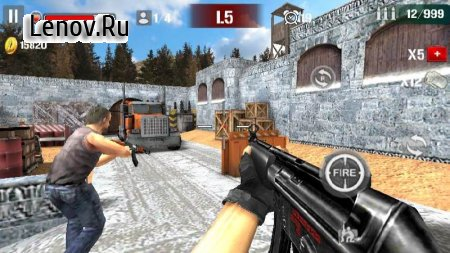 Counter Terrorist Shooter Killer v 1.4 Mod (Unlimited coins/no ads)