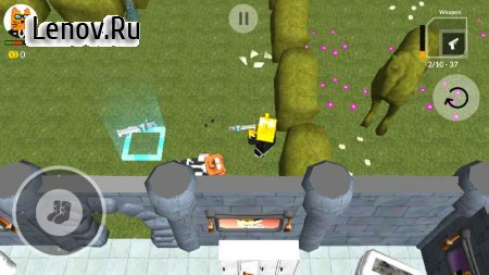 Cats vs Dogs: Arena Shooter 3D v 1.0 Mod (Unlimited Ammo)