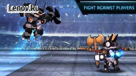 Megabot Battle Arena: Build Fighter Robot v 2.51 Mod (Unlimited Gems/Coins)