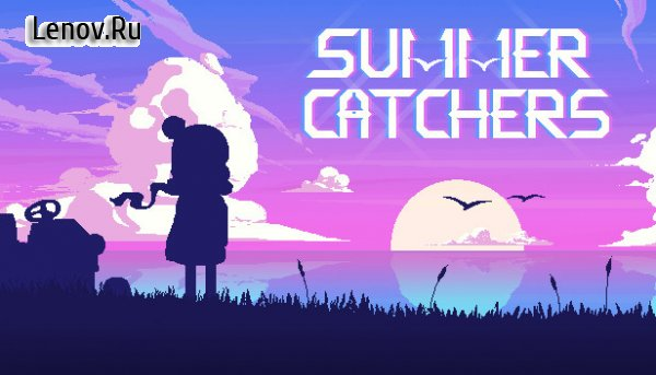 Анонс релиза Summer Catchers на Андроид