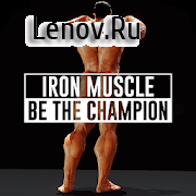 Iron Muscle - Be the champion /Bodybulding Workout v 0.77.21 Mod (Lots of money)