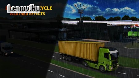 Silk Road Truck Simulator : Offroad Cargo Truck v 1.9.2 (Mod Money)