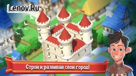 Crafty Town - Merge City Kingdom Builder v 0.8.454 (Mod Money)