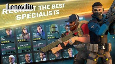 Tom Clancy's Elite Squad v 1.4.4 Mod (Always critical hit)