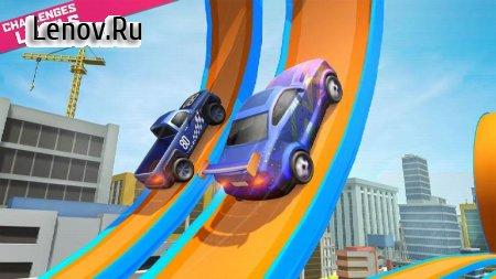 Hot Car Race Off v 1.4 Mod (Unlocked/No Ads/Menu Mod)