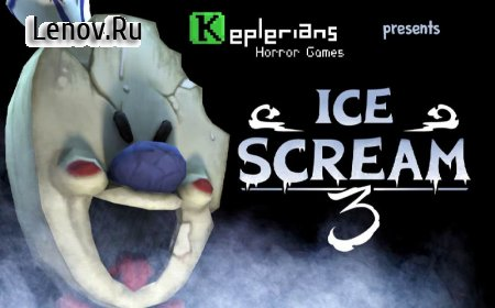 Ice Scream 3: Horror Neighborhood v 1.0.4 Mod (Invincible)