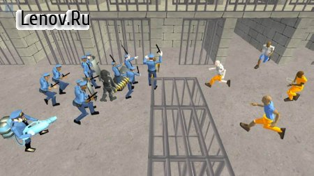 Battle Simulator: Prison & Police v 1.10 Mod (Unlock all troops)