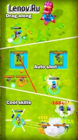 Archery Master v 1.0.9 Mod (Unlimited Money/Gems)