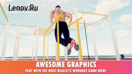 Iron Muscle - Be the champion /Bodybulding Workout v 0.821 Mod (Lots of money)