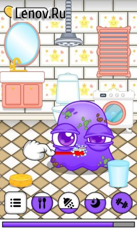 Moy 6 the Virtual Pet Game v 2.02 (Mod Money)
