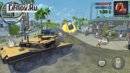 Gangs Town Story v 0.8b Mod (Free Shopping)