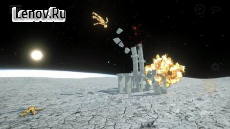 Destructive physics: demolitions simulation v 0.19.b208 Мод (полная версия)