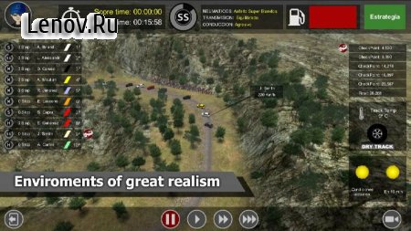 Rally Manager Mobile Free v 1.0.5 (Mod Money)