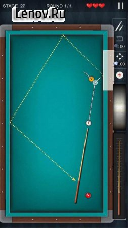 Pro Billiards 3balls 4balls v 1.0.8 (Mod Money)