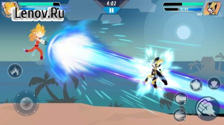 Stick Shadow Fighter - Supreme Dragon Warriors v 1.1.6 Mod (Unlimited Money/Ad-Free)