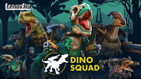 Началось бета-тестирование игры Dino Squad