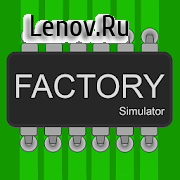 Factory Simulator v 1.3.0 (37) (Mod Money)