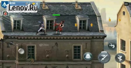 Assassin's Creed Unity: Arno's Chronicles v 1.00 Мод (полная версия)
