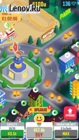 Idle Light City v 2.6.9 (Mod Money)