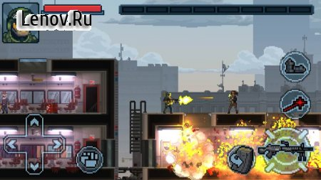 Door Kickers: Action Squad v 1.0.71 (Mega mod)