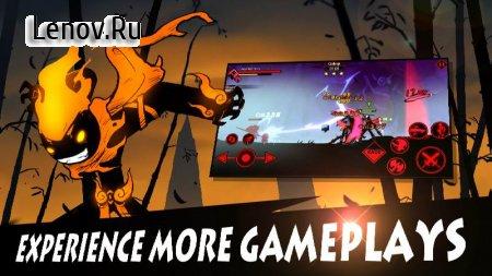 League of Stickman 2-Sword Demon v 1.1.7 Mod (No CD)
