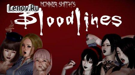 Moniker Smiths Bloodlines (18+) v 0.014 Мод (полная версия)