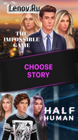 Dream Zone: Dating sim & Интерактивные истории v 1.15.1 Mod (Unlimited Diamonds/Energy)
