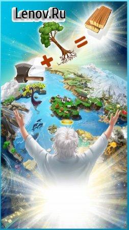 Doodle God Planet Blitz: Little Alchemy v 1.3.45 Mod (Lots of tips/no ads)