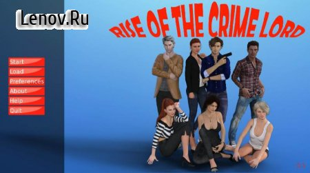 Rise of the Crime Lord (18+) v 0.6 Мод (полная версия)