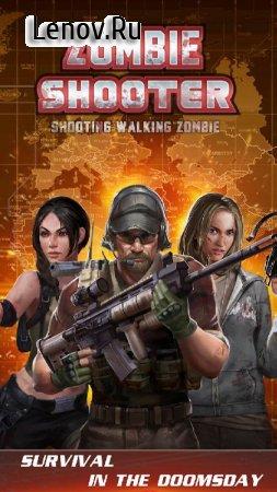Walking zombie shooter: zombie shooting games v 1.2.6 Mod (One Shoot Kill)
