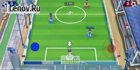Soccer Battle - 3v3 PvP v 1.17.1 Mod (Unlocked/Free Shopping)