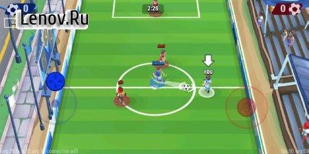 Soccer Battle - 3v3 PvP v 1.23.0 Mod (Unlocked/Free Shopping)