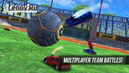 Rocket Soccer Derby: Multiplayer Demolition League v 1.1.5 (Mod Money)