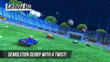 Rocket Soccer Derby: Multiplayer Demolition League v 1.1.3 (Mod Money)