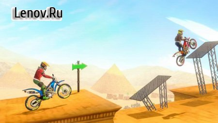 Bike Stunt 2 New Motorcycle Game - New Games 2020 v 1.17 (Mod Money/Unlocked)