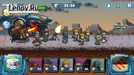 Defense War v 1.0.0.68 (Mod Money/No ads)