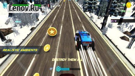 Top Speed: Highway Racing v 1.06 (Mod Money/No ads)