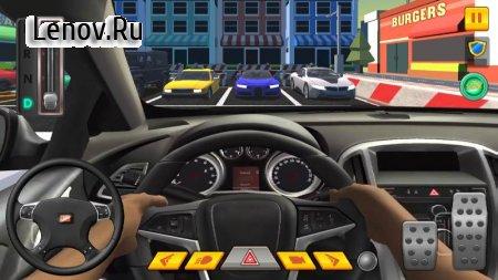 Car Parking 3D Pro v 1.39 Mod (Unlocked/No ads)