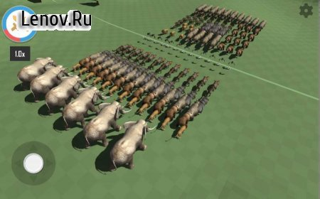 Animal Epic Battle Simulator v 1.2 Mod (Unlock all levels)