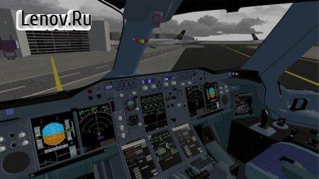 Flight Simulator Advanced v 1.9.8 Mod (Unlocked)