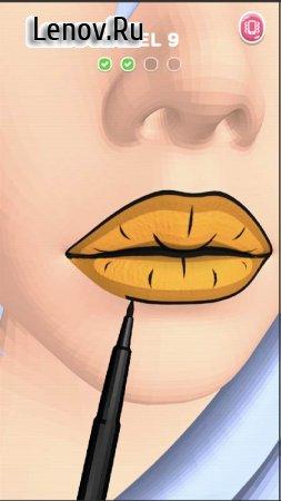 Lip Art 3D v 1.2.1 Mod (Unlimited diamonds)