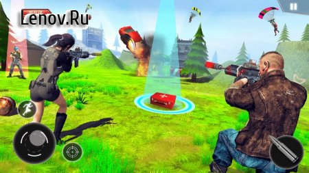 Firing Squad Fire Battleground Shooting Games 2020 v 5.3 (Mod Money)
