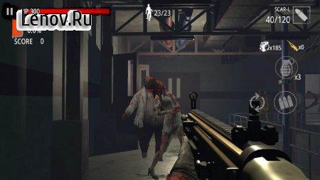 Zombie Hunter D-Day v 1.0.825 (Mod Money)