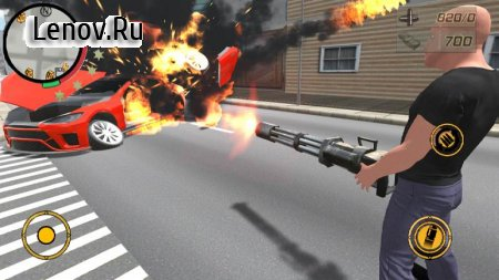 Crime Sim 3D v 1.03 (Mod Money/Unlocked/No ads)