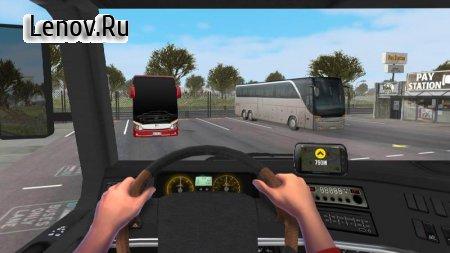 Coach Bus Simulator 2017 v 1.4 (Mod Money)