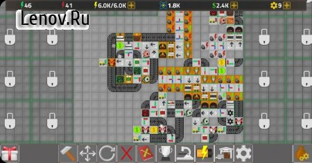 Factory Simulator: Симулятор фабрики v 1.4.2.53 (Mod Money)